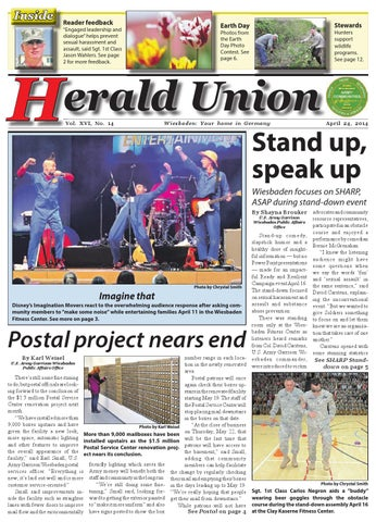 Herald Union, April 24, 2014