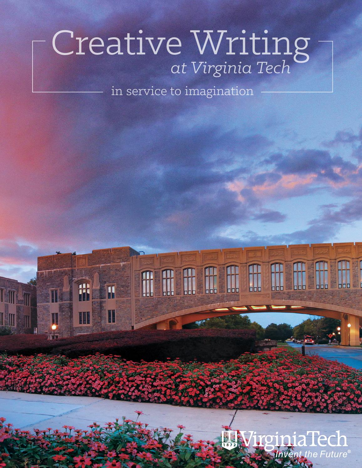 Writing an essay for college application virginia tech