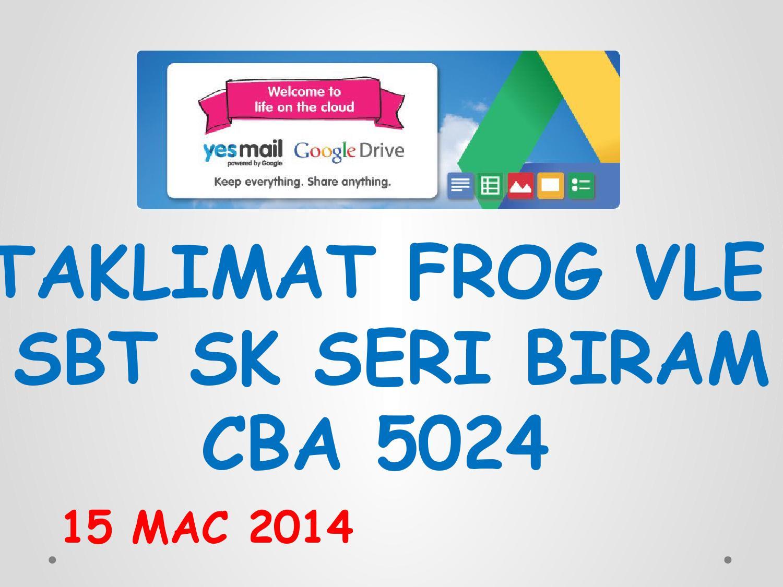 Taklimat frog vle sksb2014 (parents)3 by wrismail - issuu