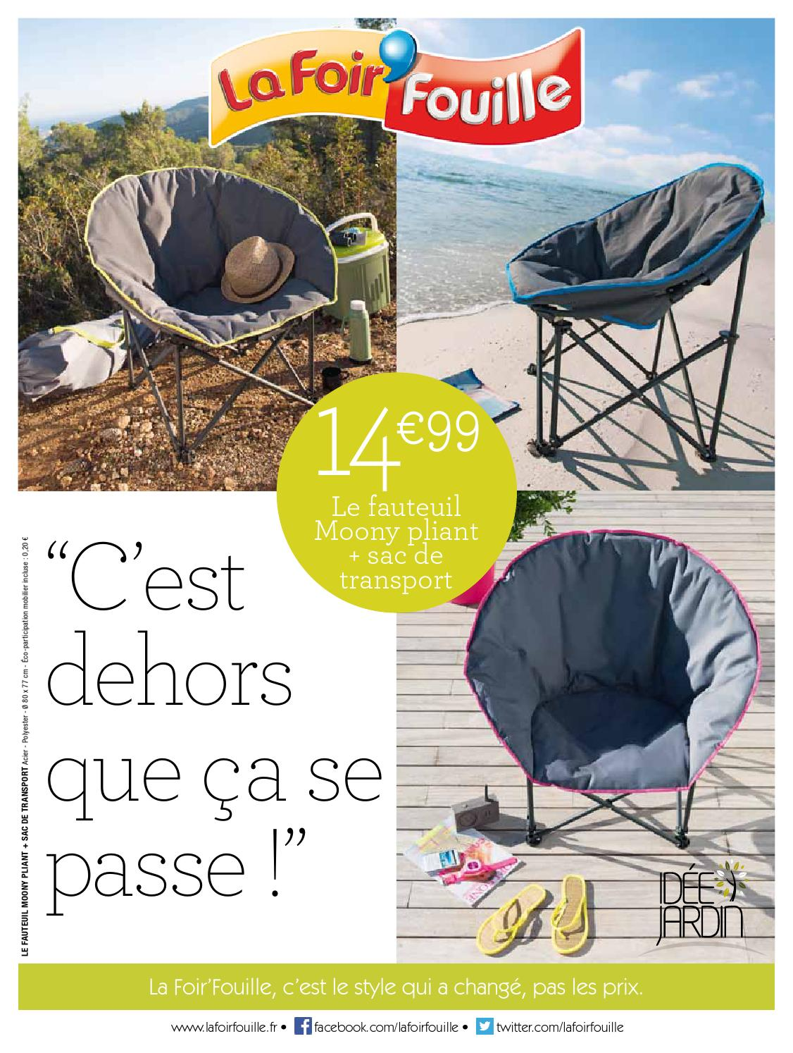 catalogue la foir fouille c 39 est dehors que a se passe by joe monroe issuu. Black Bedroom Furniture Sets. Home Design Ideas
