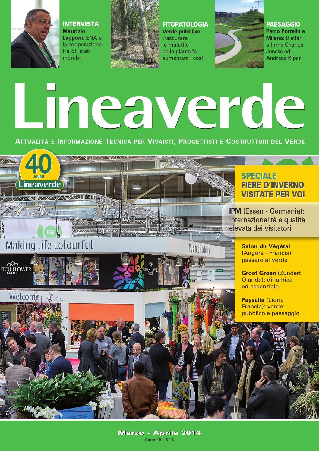 Lineaverde marzo aprile 2014 by Epe Edizioni - issuu