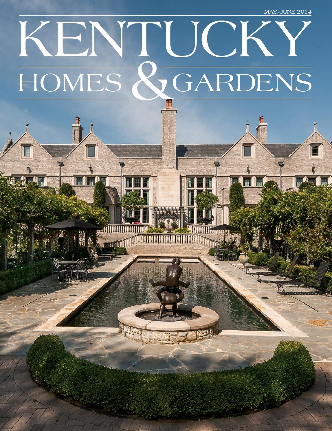Kentucky homes gardens magazine by kentucky homes for Home builders kentucky