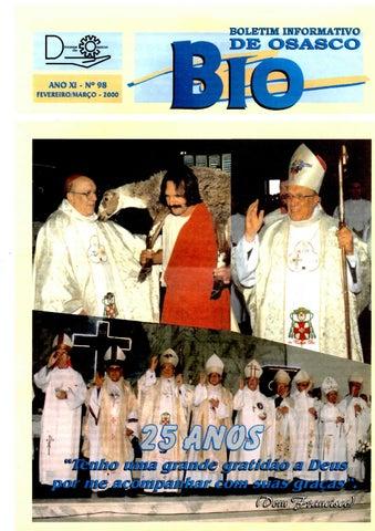 [Bio Diocesano Fevereiro/Março 2000]