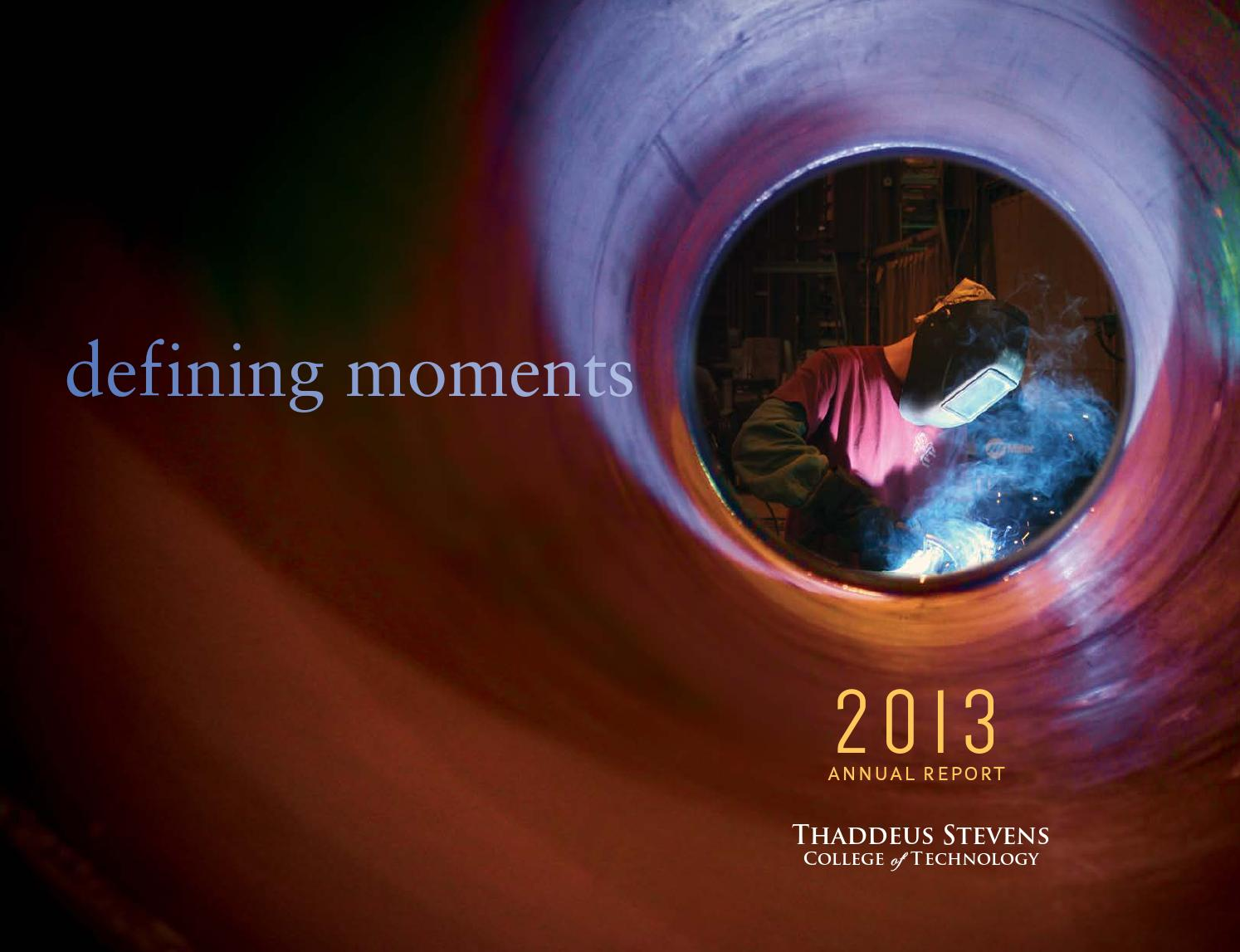 annual report by westmoreland county community college issuu defining moments