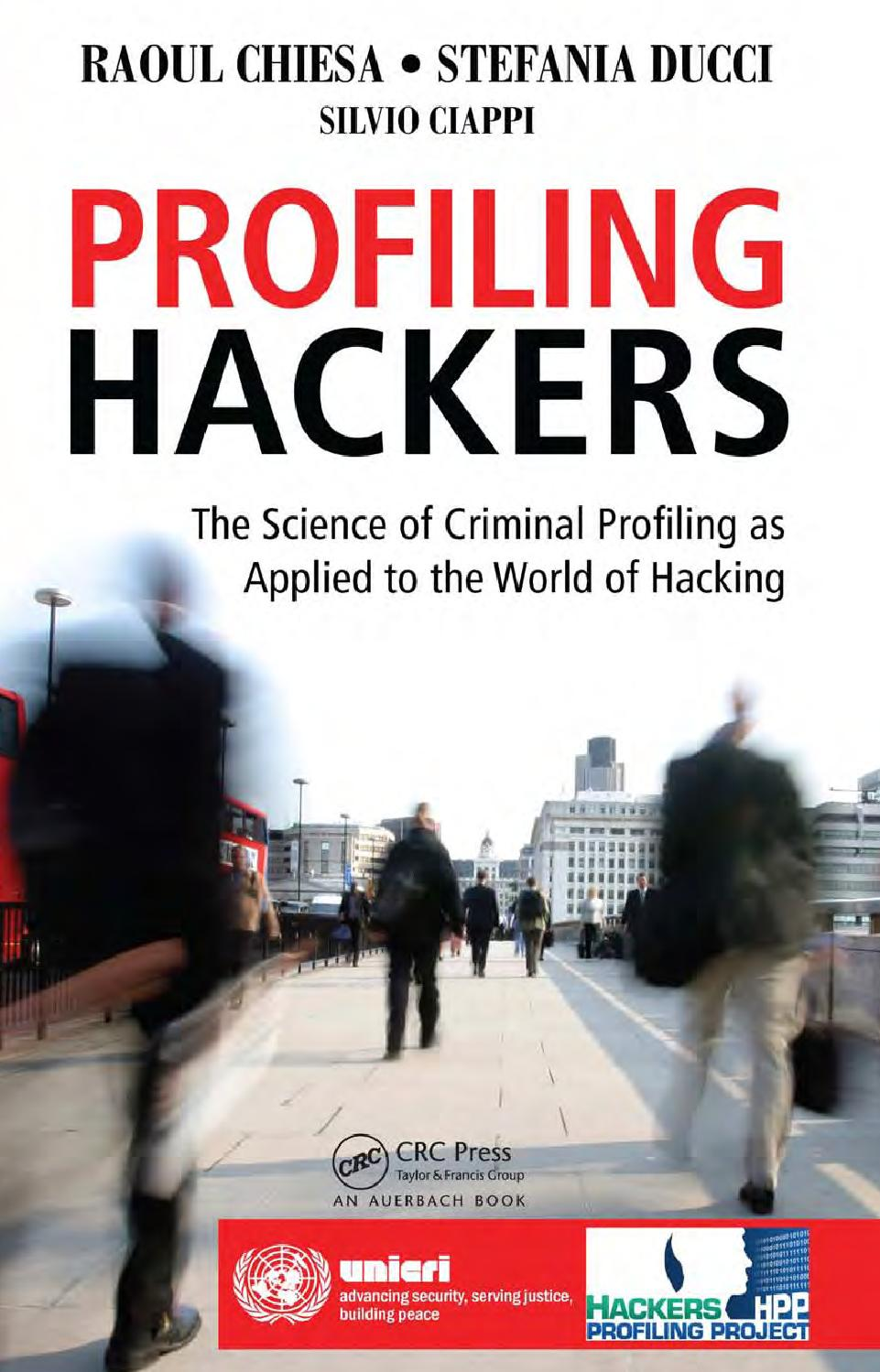 crc press profiling hackers en by miles gelidus issuu