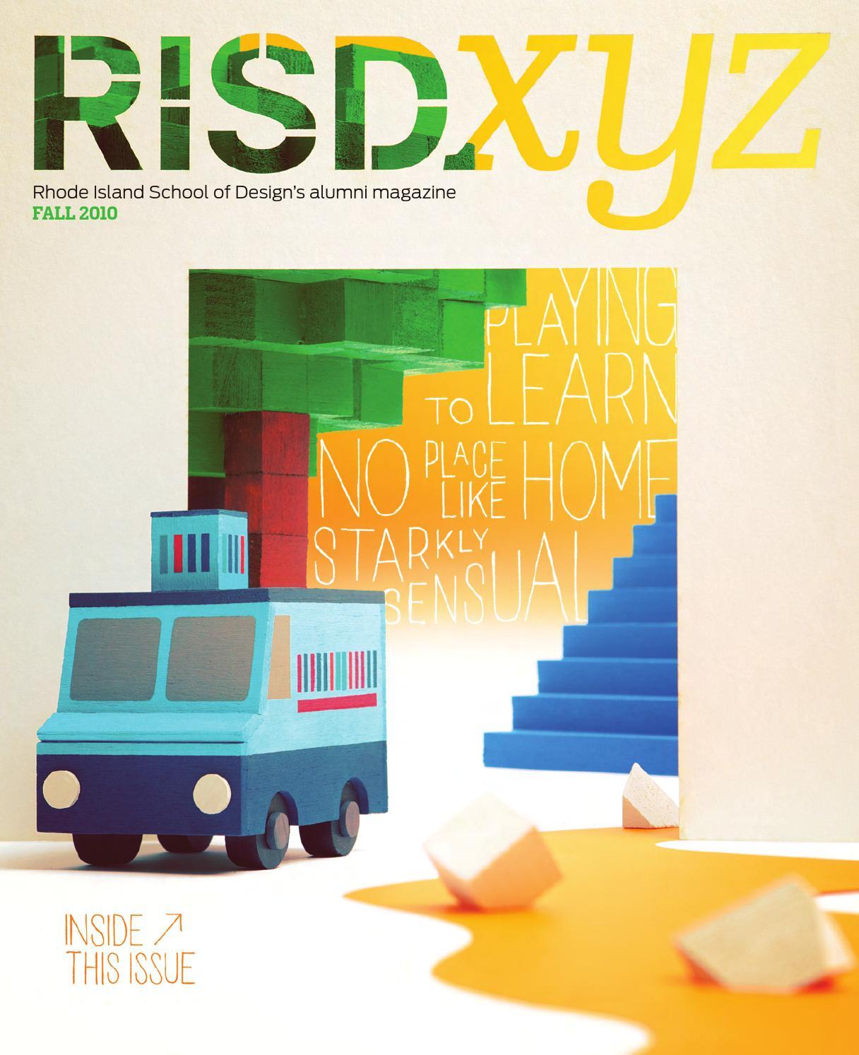risd spring 2010 by rhode island school of design