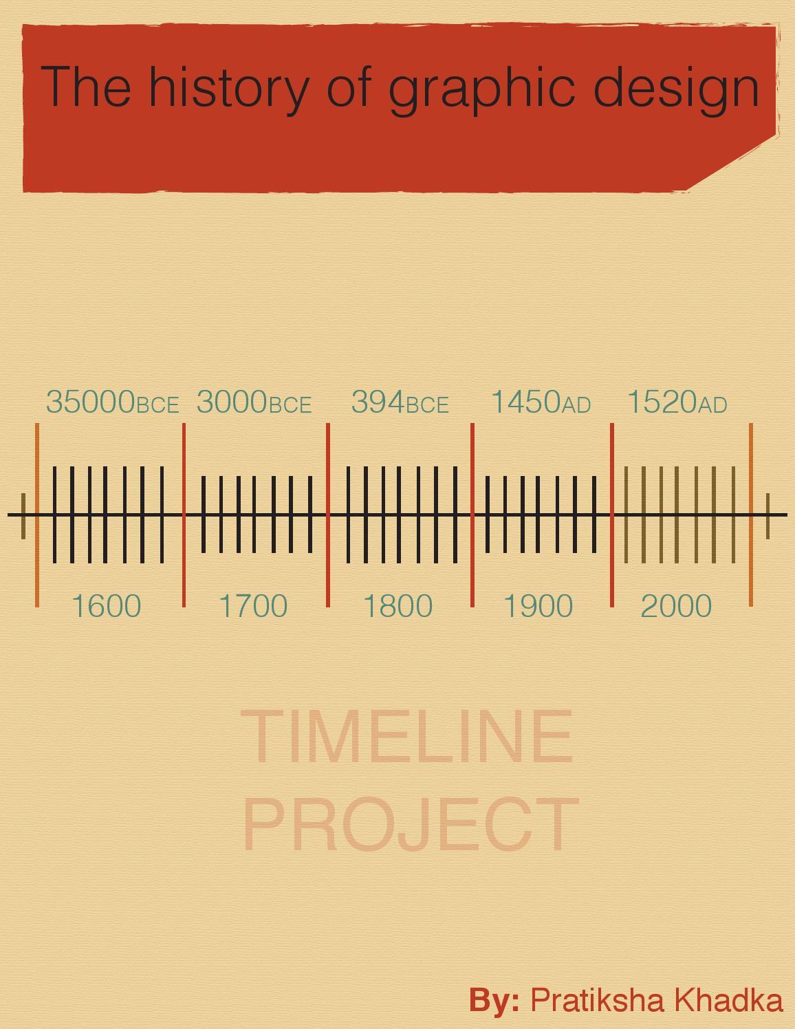 Graphic design history past present a