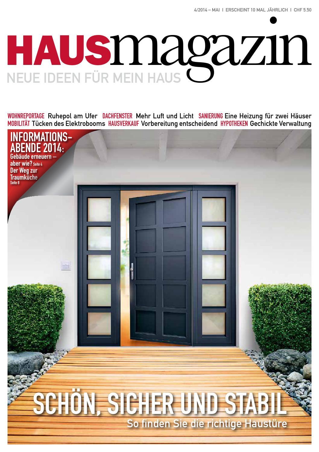 Hausmagazin mai 2014 by haus magazin issuu