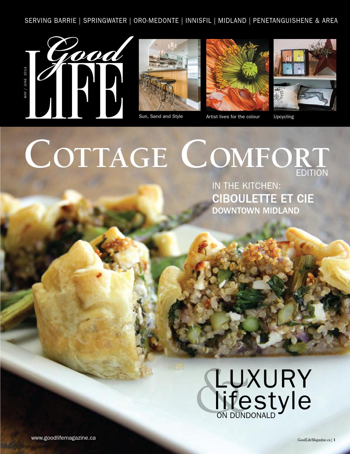 Goodlife barrie march/april 2014 by goodlife magazine   simcoe ...