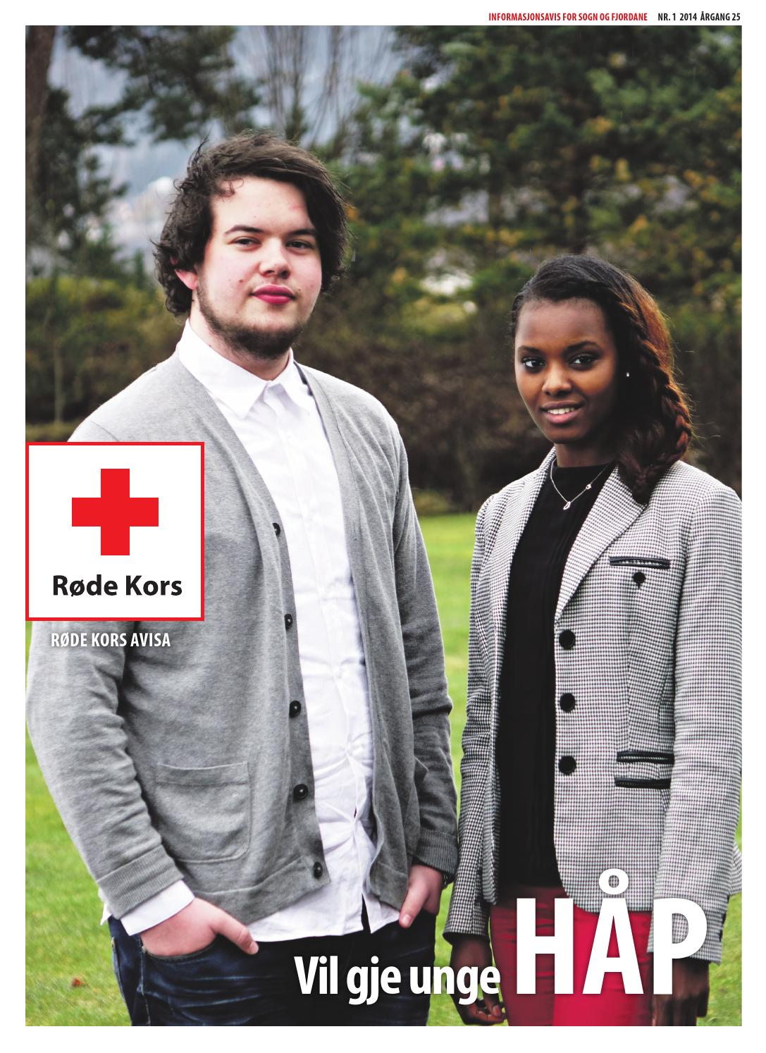 Røde kors avisa 2014 by findriv AS - issuu