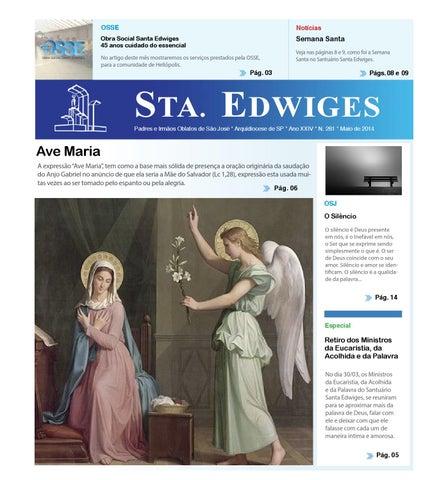 [Jornal Sta Edwiges (Maio/2014)]