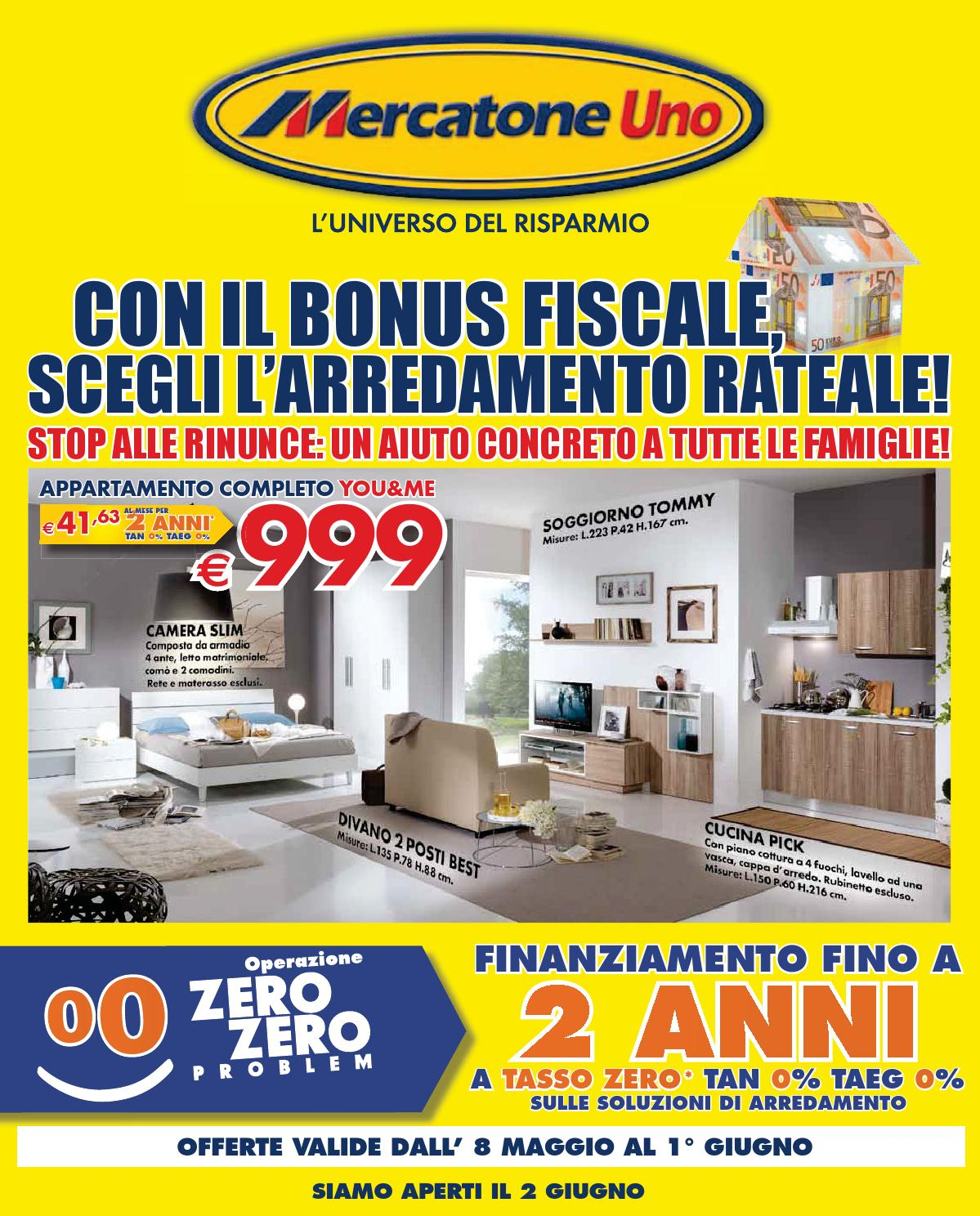 Mercatoneuno bonus by mobilpro issuu for Mercatone uno catalogo arredo bagno
