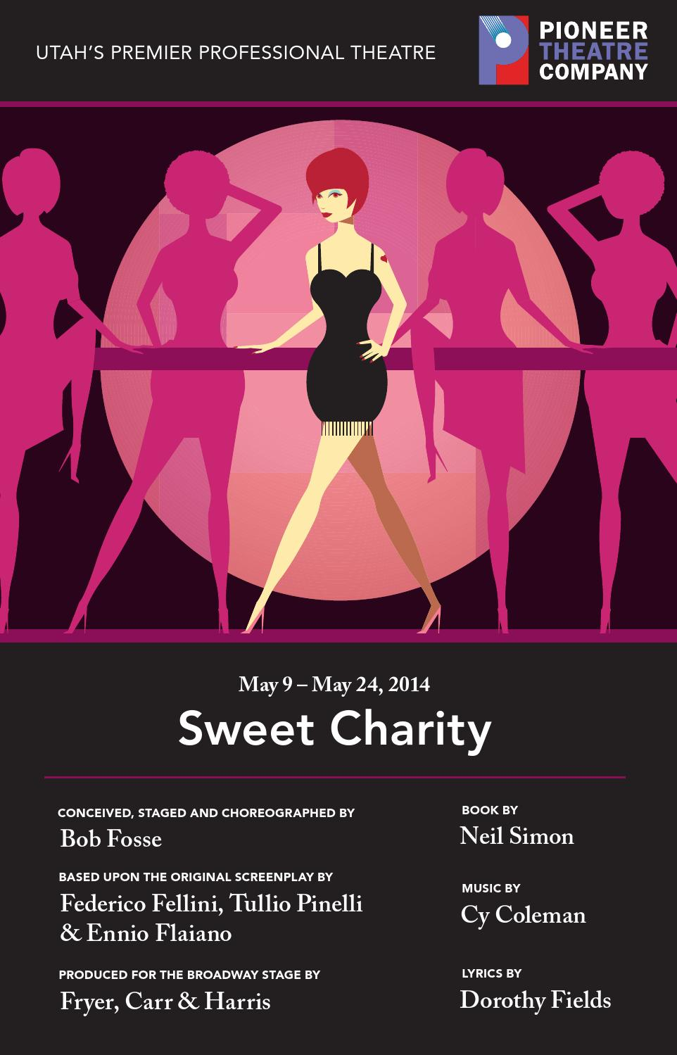 ptc chess concert version by mills publishing inc issuu ptc s sweet charity 2014