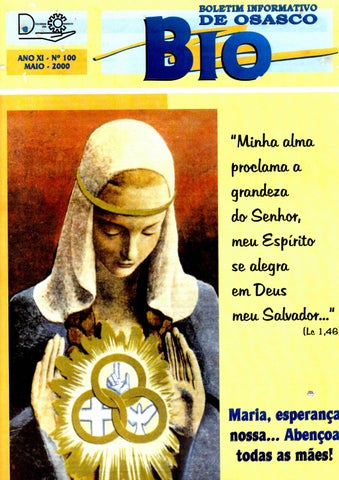 [Bio Diocesano Maio 2000]