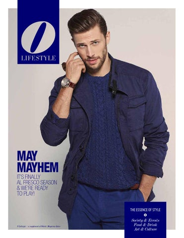 O'lifestyle May Issue