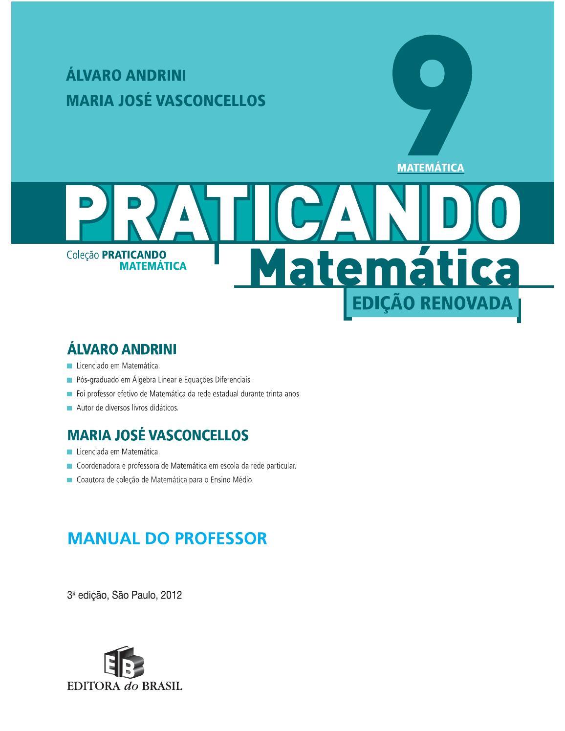 Livro Matematica E Realidade 9 Ano Pdf