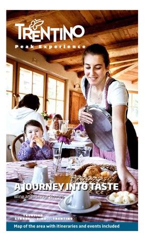 Brochure Strade del vino e dei sapori del Trentino - A journey into taste