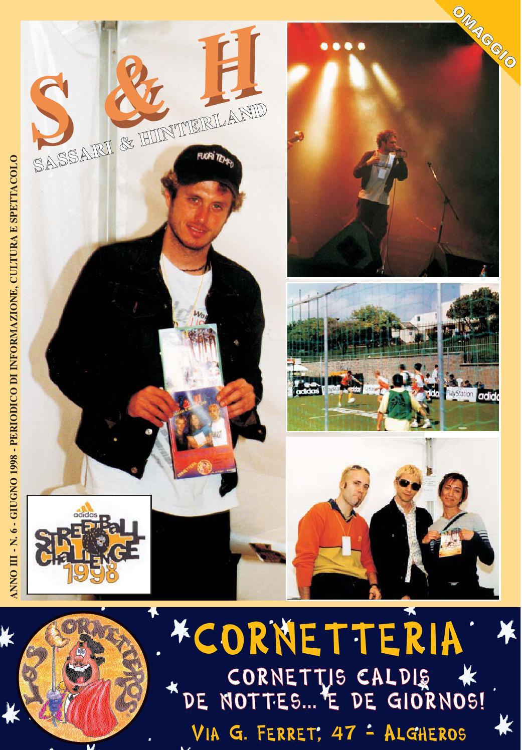 Sassari & Hinterland - Giugno 1998 by S&H Magazine - issuu