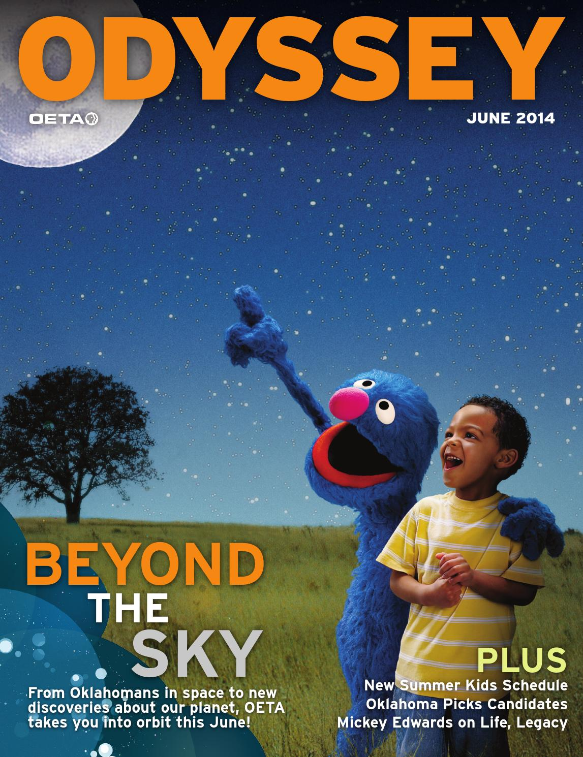 Oeta Odyssey June 2014 By Oeta Issuu