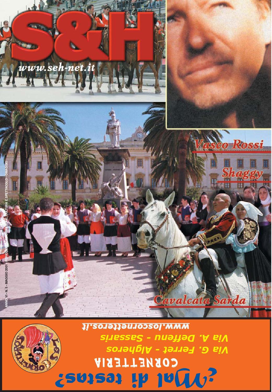 Sassari & Hinterland - Aprile 2001 by S&H Magazine - issuu