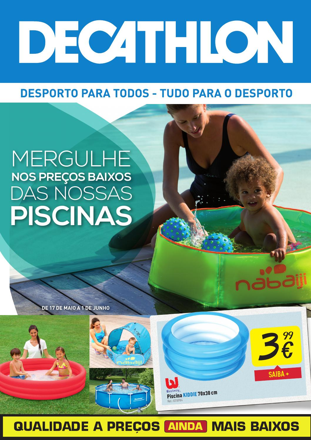 Oferta de piscinas decathlon ver o 2014 by decathlon for Ofertas de piscinas estructurales