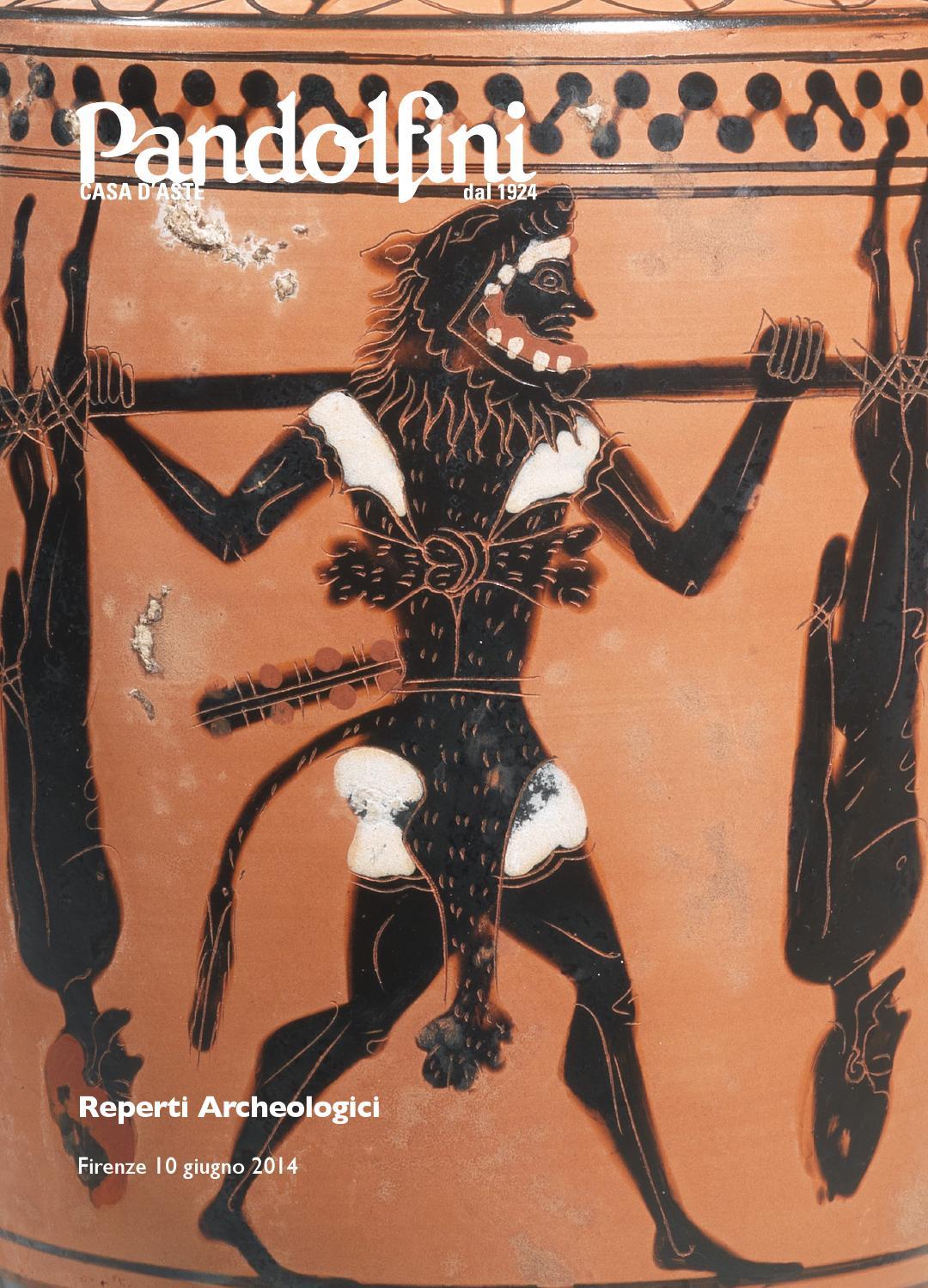 Reperti archeologici by pandolfini casa d'aste   issuu