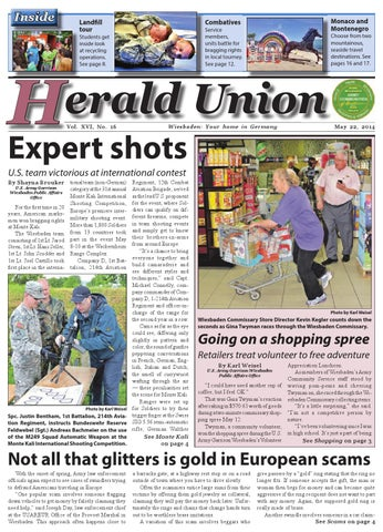 Herald Union - May 22, 2014
