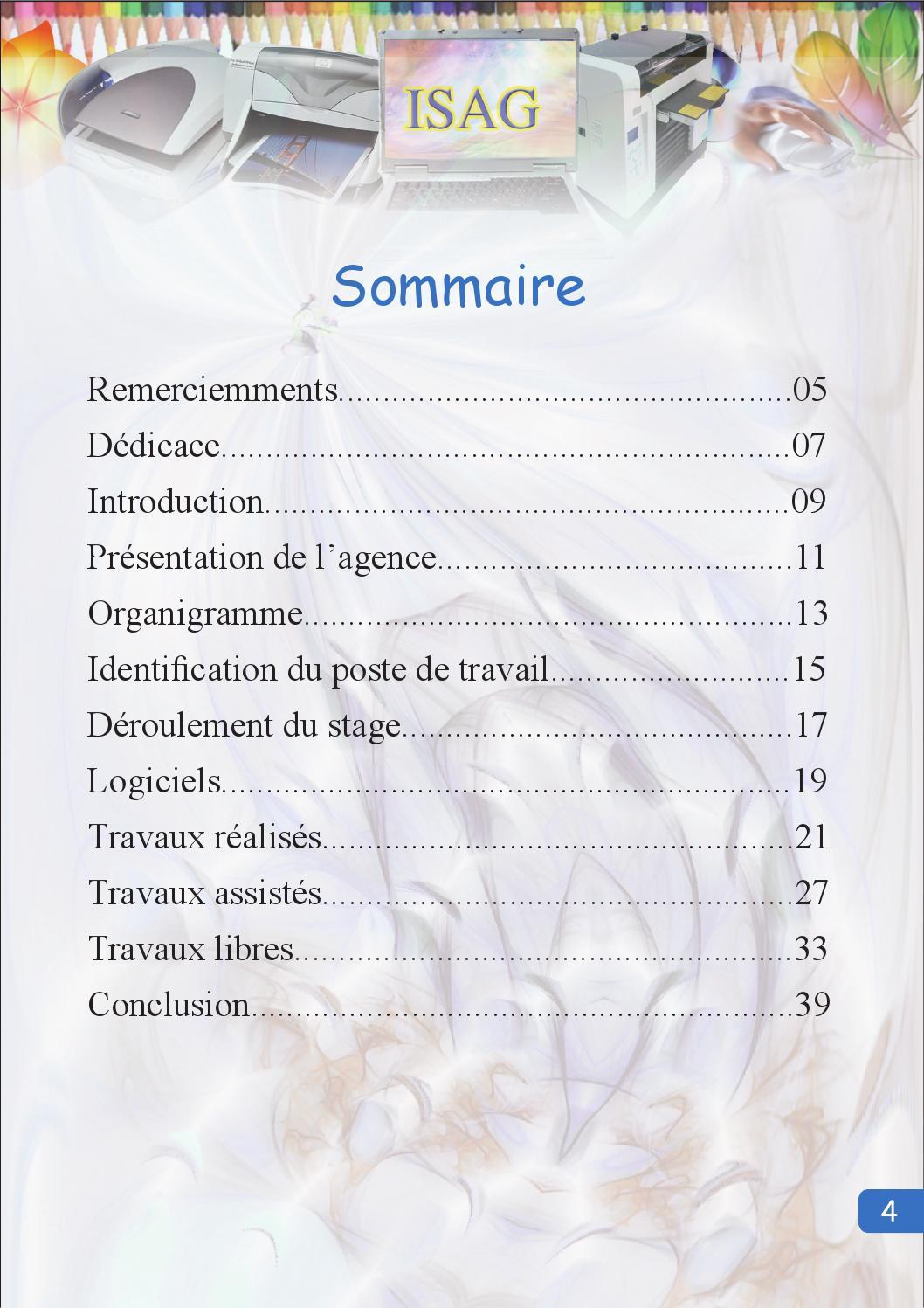 Rapport De Stage Abdelkerim Souali Issuu Scribd