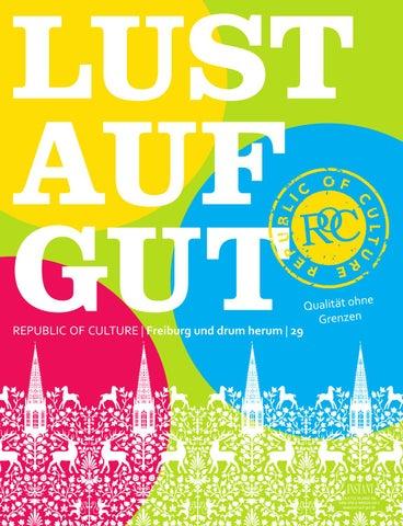 LUST AUF GUT Magazin | Freiburg Nr. 29