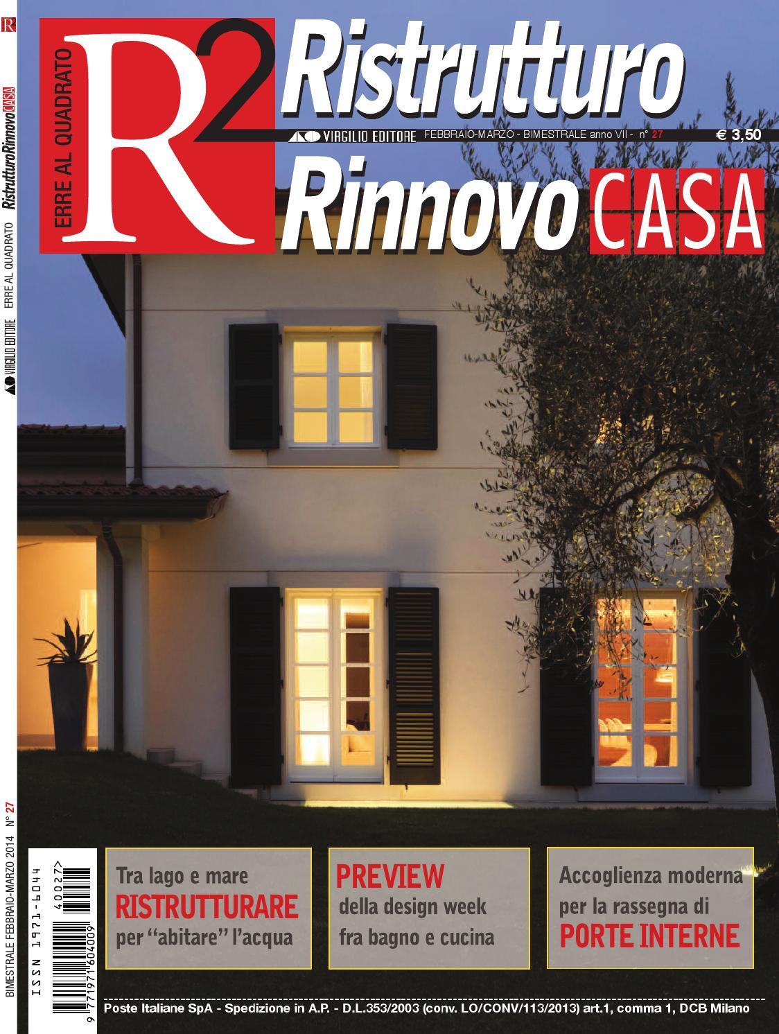 Guida alla Ristrutturazione della Casa by Alessandro Pomilio - issuu