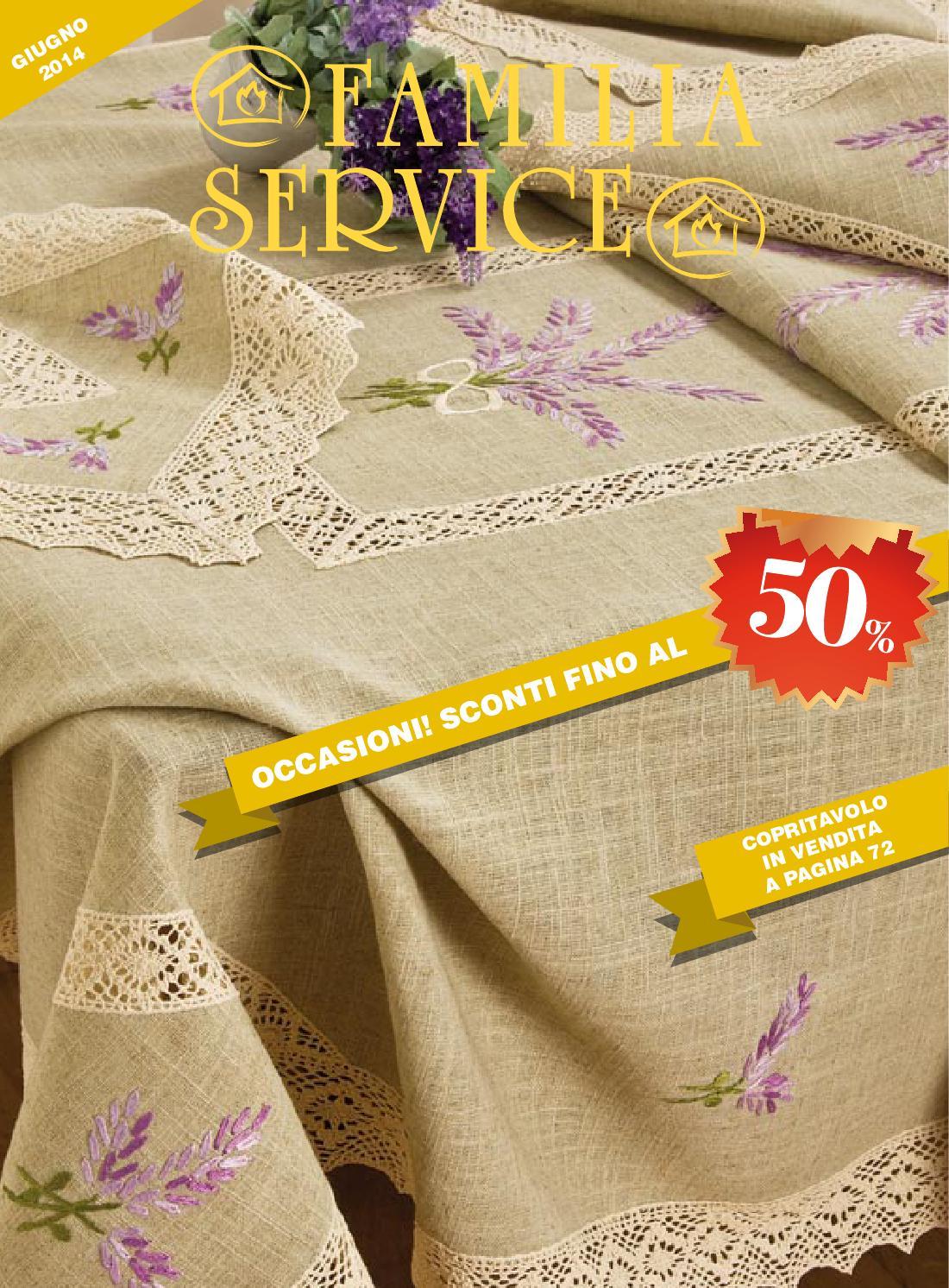 Familia service. catalogo occasioni inverno 2016 by familia ...