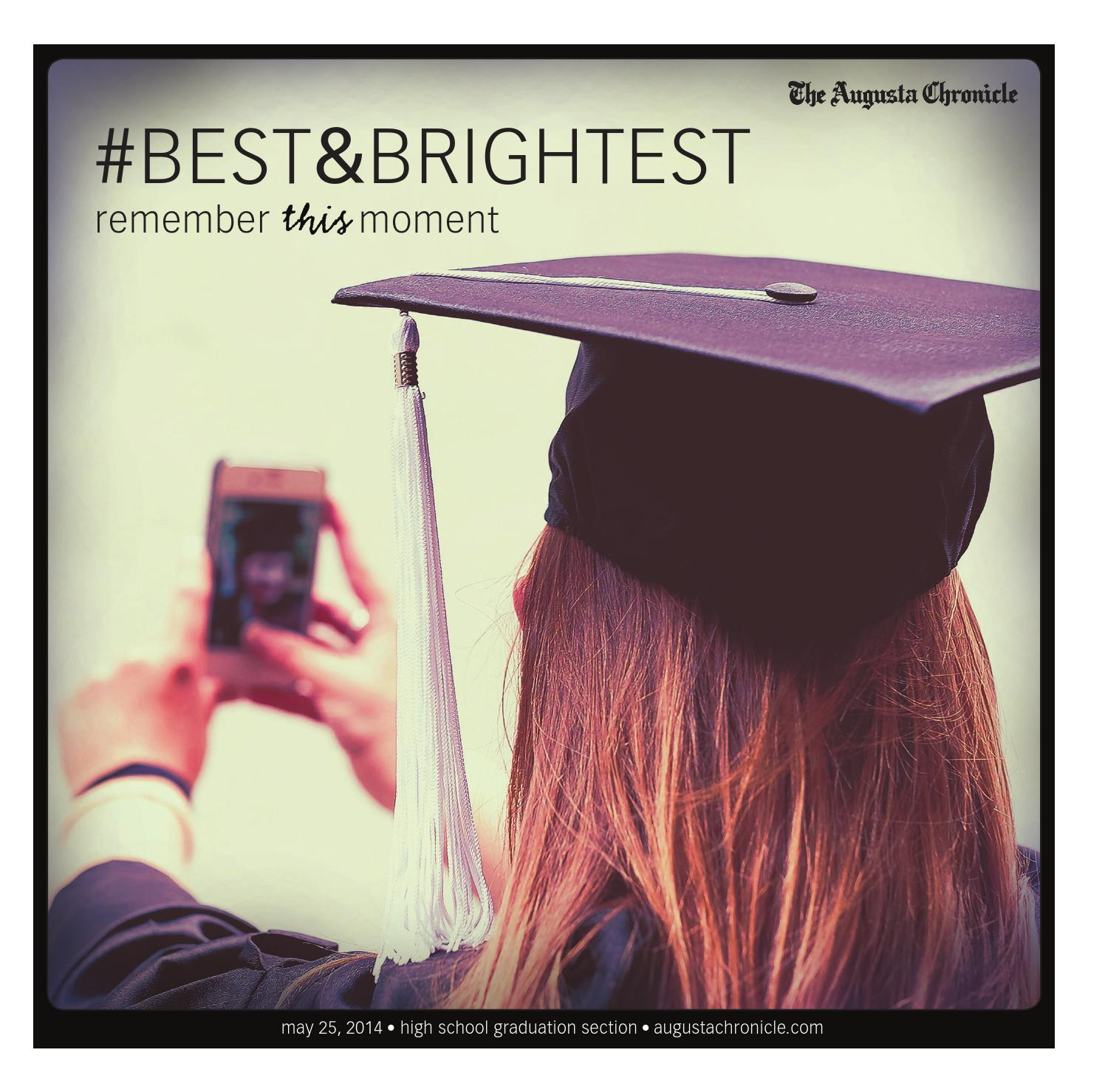 Best & Brightest 2014 by The Augusta Chronicle - issuu
