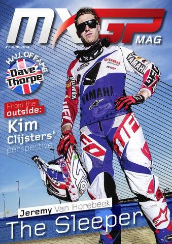 MXGP Mag #9 June 2014
