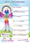 Vlinderwijze Regenboogtalentenplan