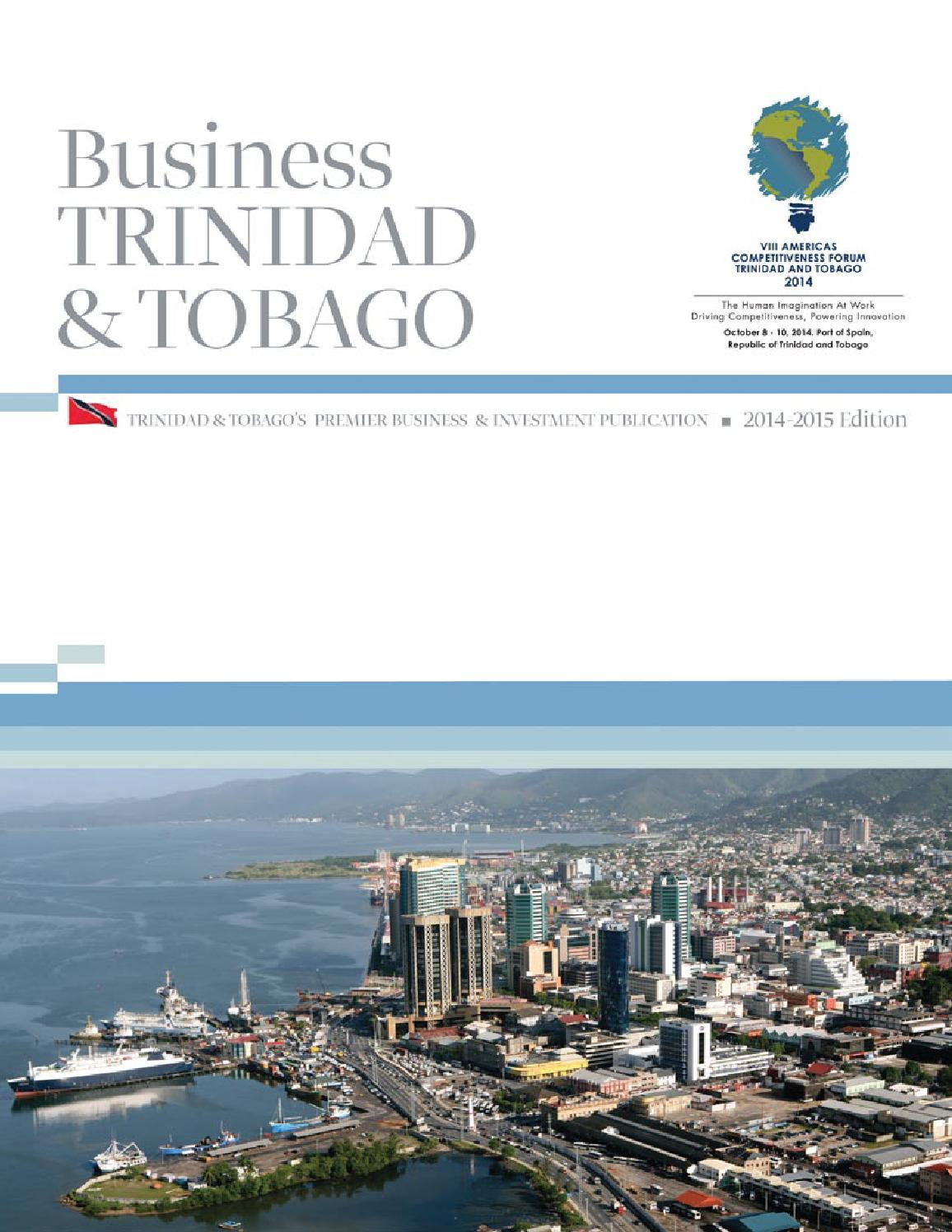 trinidad education essay The government of trinidad and tobago has developed a framework for sustainable development based on seven (7) interconnected pillars as the corner.