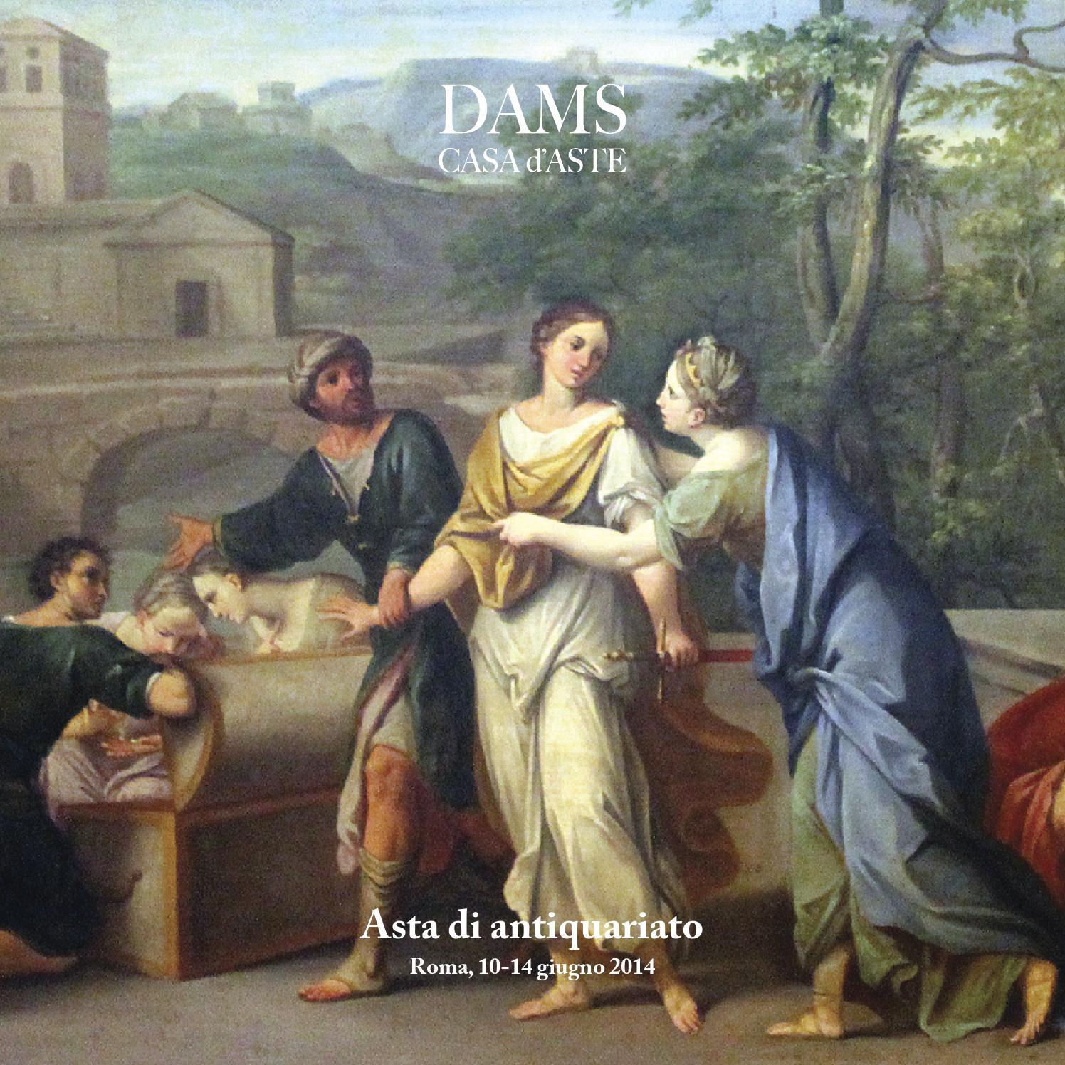 Catalogo Asta 14-18 giugno 2016 by Dams Casa Aste - issuu