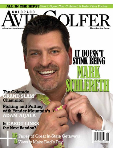 June 2014 Mark Schlereth