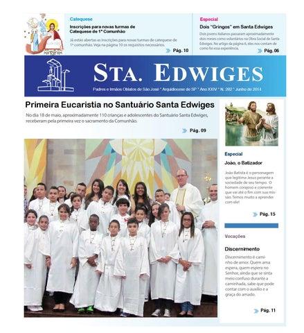 [Jornal Sta Edwiges (Junho/2014)]