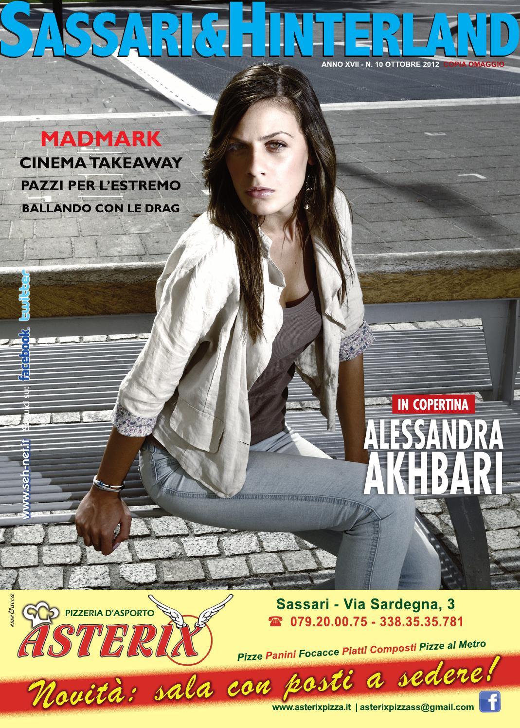 Sassari & Hinterland - Ottobre 2012 by S&H Magazine - issuu