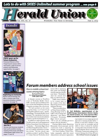 Herald Union - June 05, 2014