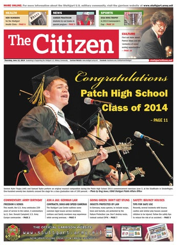 The Citizen - June 12, 2014