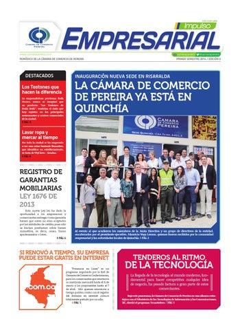 Impulso Empresarial Edición 3 2014