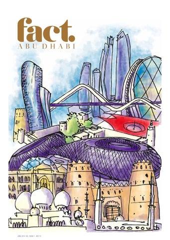 FACT Abu Dhabi June 2014