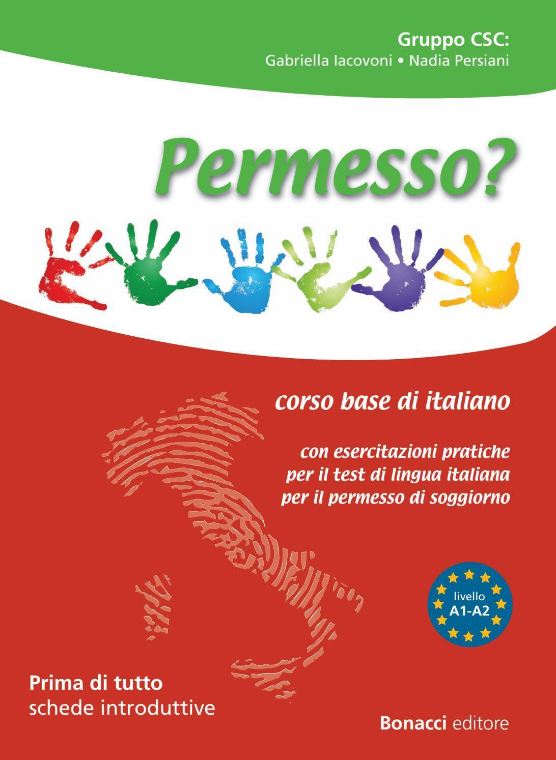 Permesso by loescher editore issuu for Permesso di soggiorno per matrimonio con cittadino italiano