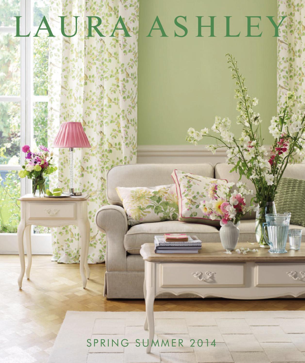 laura ashley katalog spring summer 2014 by laura ashley. Black Bedroom Furniture Sets. Home Design Ideas