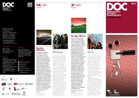 DOC-Denominazione di Origine Cinematografica 2014
