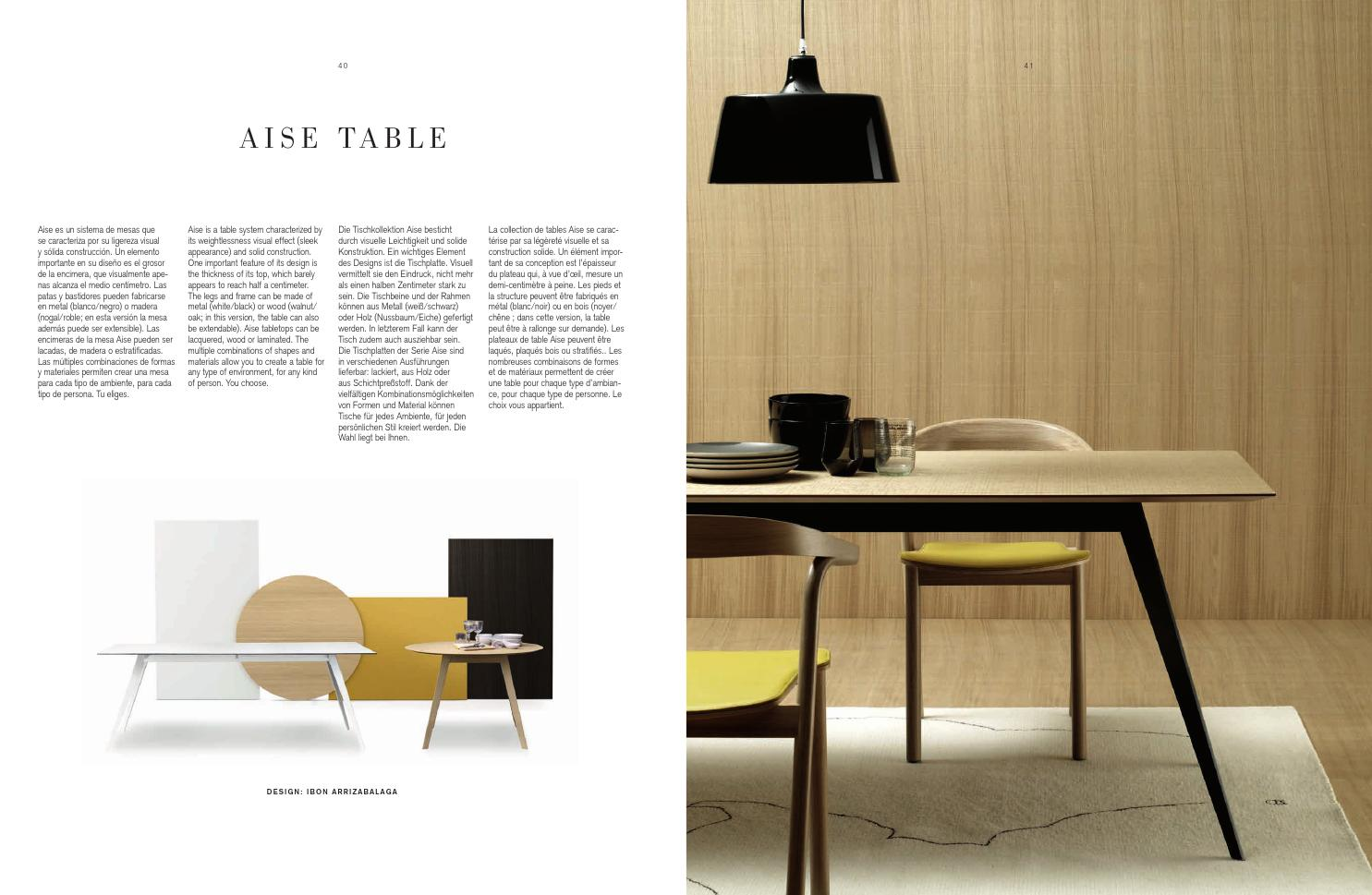 treku table aise by la cachette d 39 alibabette issuu. Black Bedroom Furniture Sets. Home Design Ideas