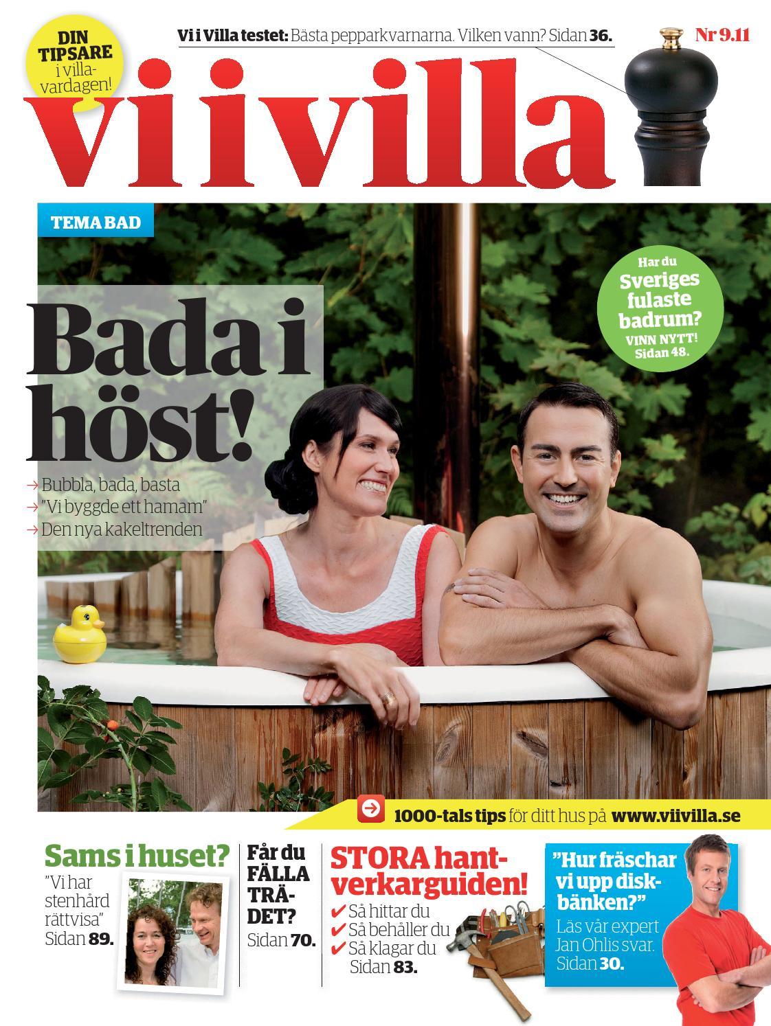 Vi i Villa nr 8 2011 by Vi i Villa - issuu