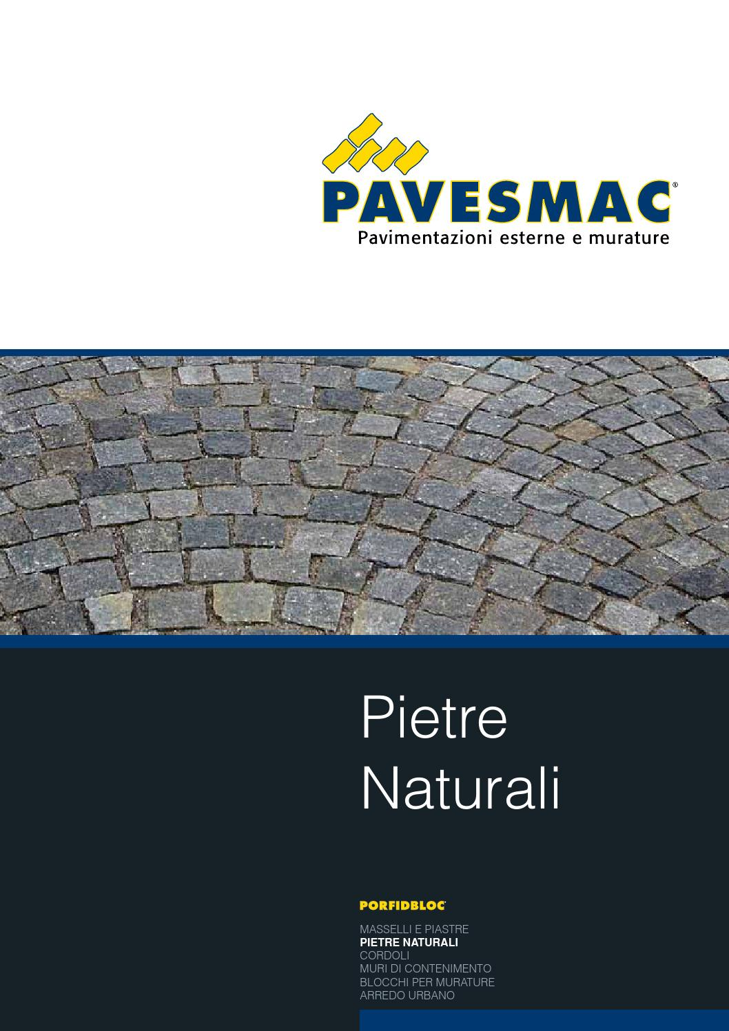 Pavesmac catalogo pietre naturali by blulab s r l issuu for Pietre d arredo interno