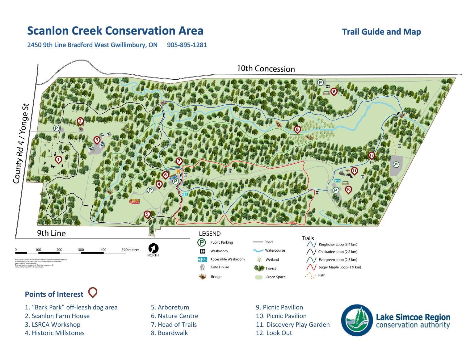 Scanlon Creek Dog Park